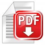 Lebenslauf als PDF-Datei