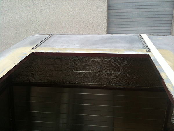 Sek Dach sauber
