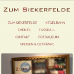 iPhone - Startseite