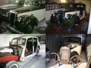 Daimler - Baujahr 1951