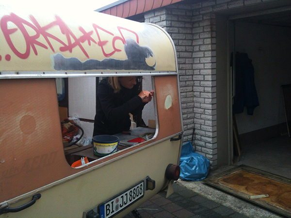 Qek vor Garage